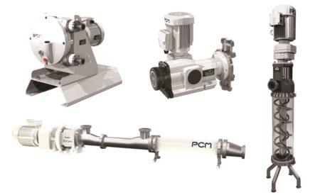 PCM szivattyúk